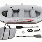 Intex Mariner 4 Boat Set