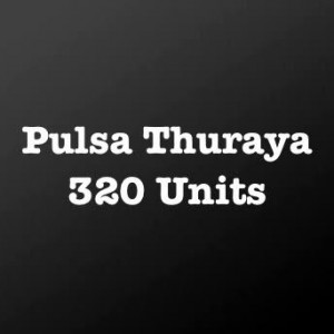 Pulsa Thuraya 320 Units